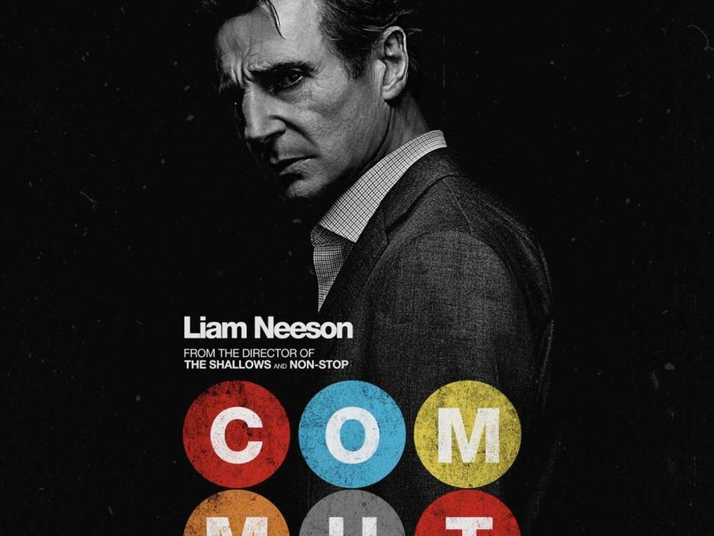Sinopsis The Commuter, Dibintangi Liam Neeson
