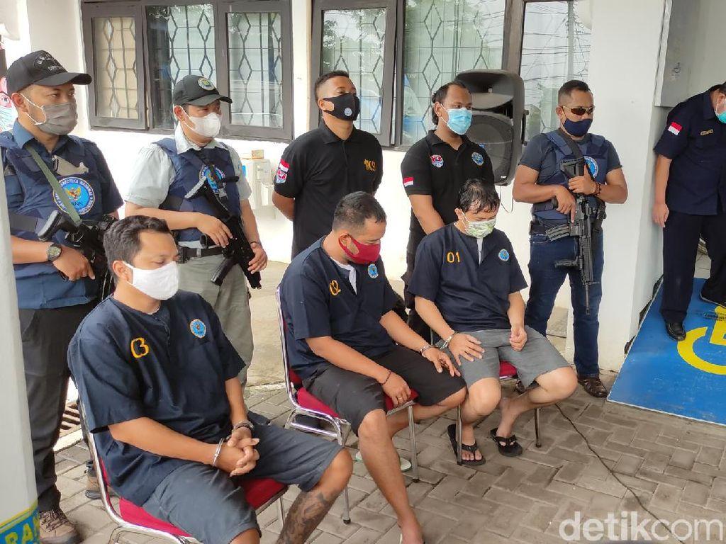 3 Pengedar Sabu di Jateng Ditangkap, 1 di Antaranya Oknum Polisi