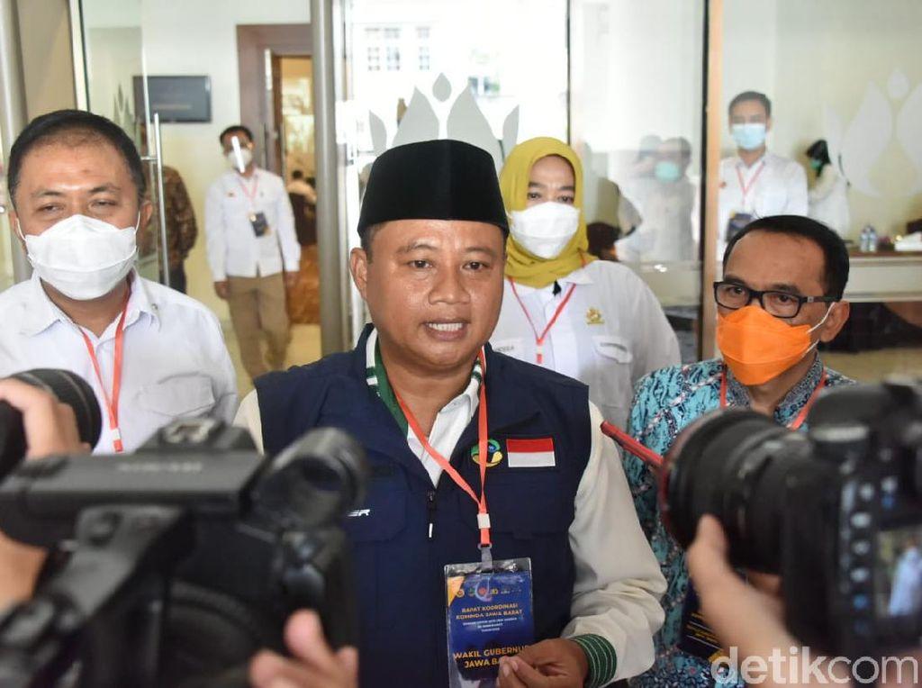 PPKM Jawa-Bali Dilanjutkan, Wagub Jabar: Berat Tapi Harus Dilaksanakan