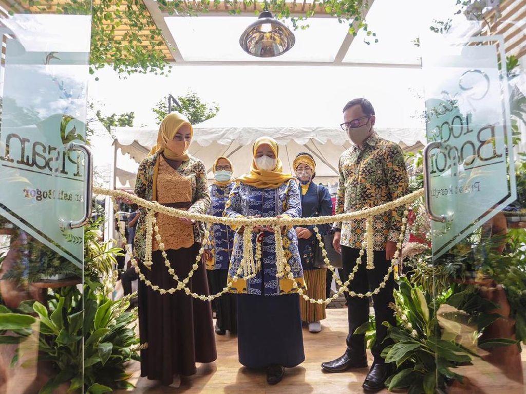 Diresmikan, Kota Bogor Kini Punya Gedung Pusat Kerajinan