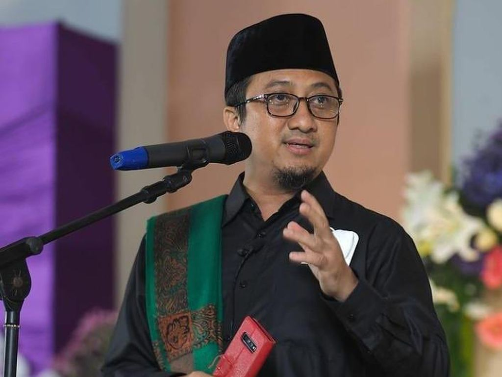 Yusuf Mansur Bantah Pemakaman Ustadz Maaher Atas Permintaannya