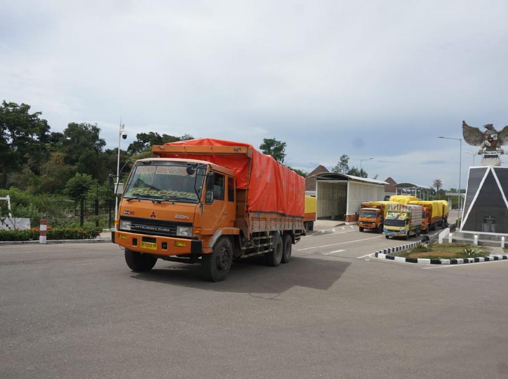 Ekspor Indonesia-Timor Leste Saat Pandemi Wajib Ganti Sopir, Kenapa?