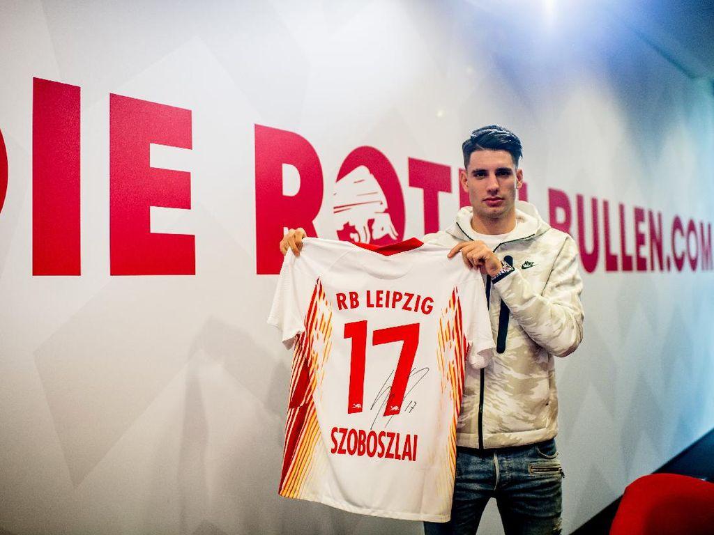 Bye Arsenal! Dominik Szoboszlai Resmi Gabung RB Leipzig