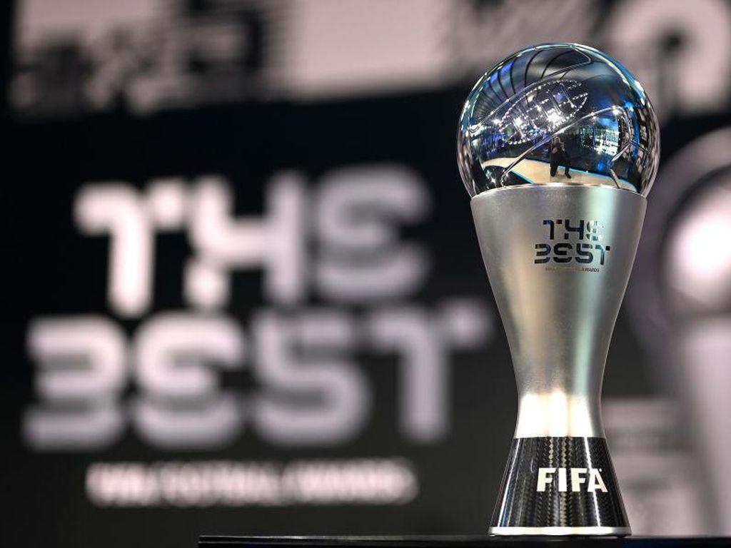 FIFA Award 2020: Ronaldo Pilih Messi, Messi Tak Pilih Ronaldo