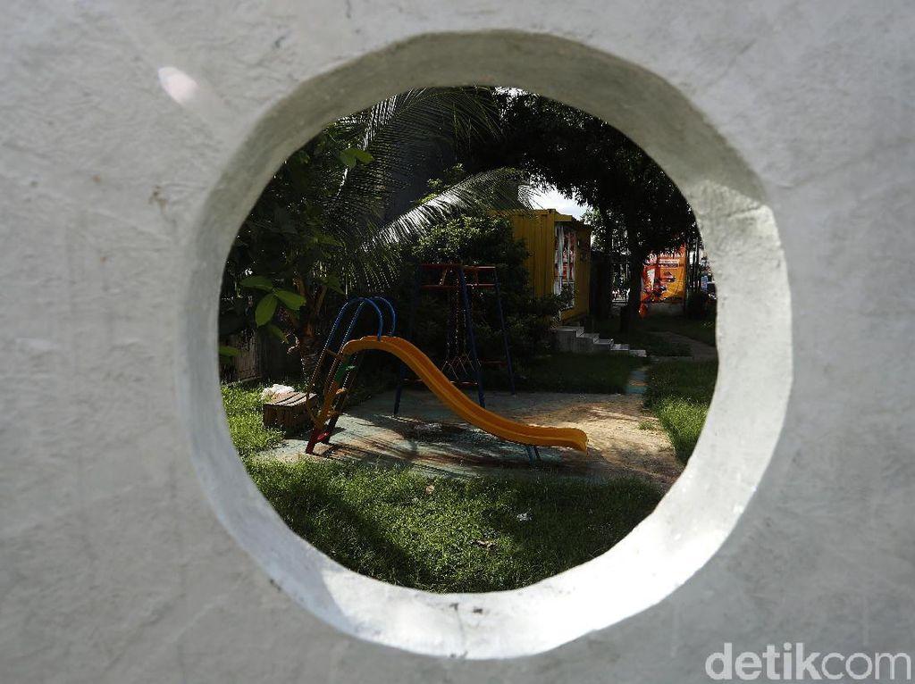 Gegara Corona, Perpustakaan Desa Ini Tutup