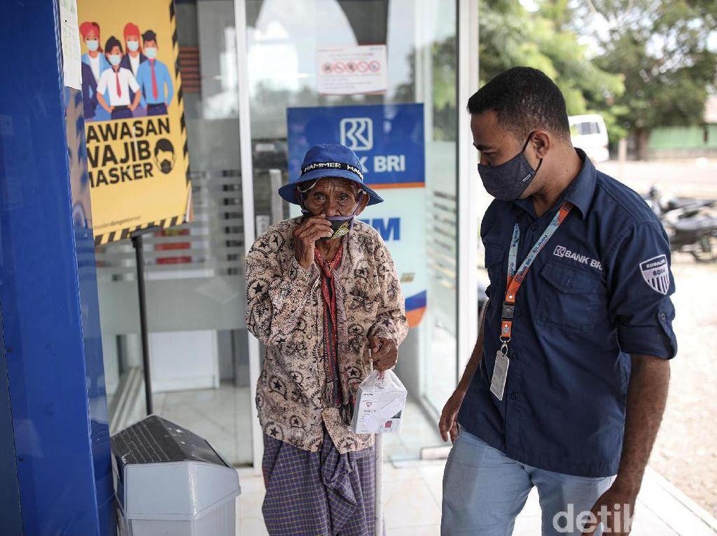 Geliat Aktivitas Perbankan di Kantor BRI NTT