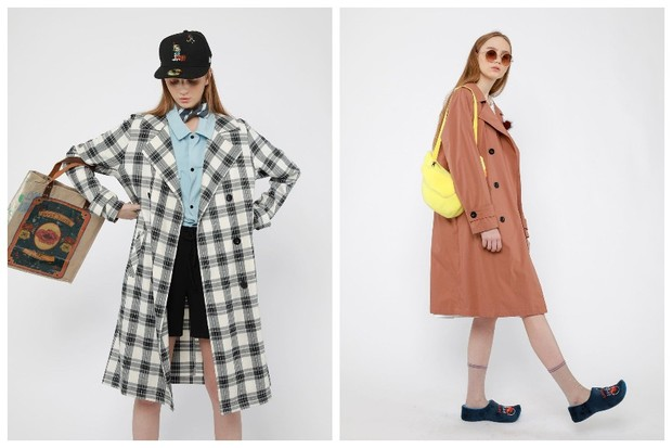 koleksi coat Hattaco