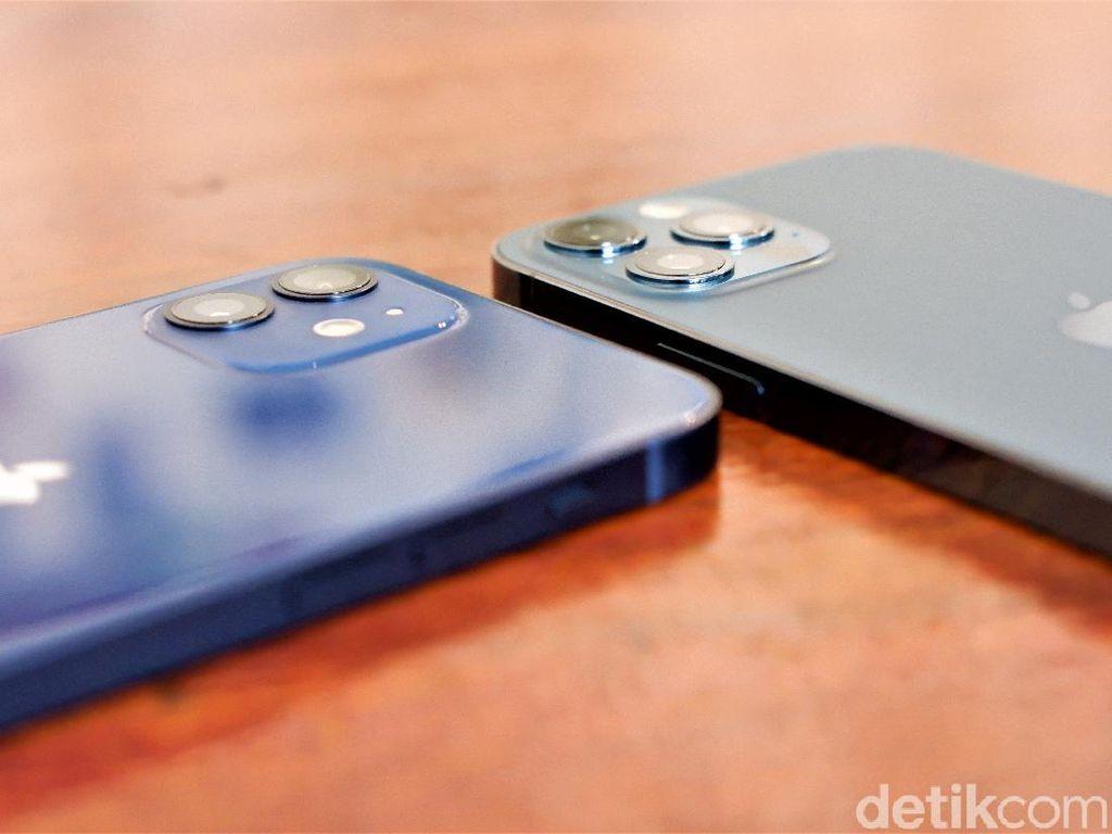 Ini Dia Pembeli Pertama iPhone 12 di Indonesia