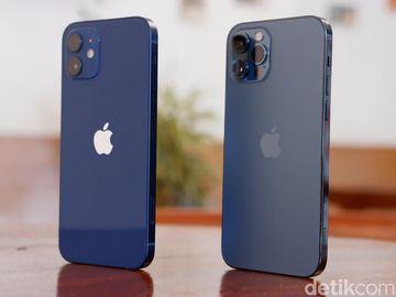 iPhone 12 dan iPhone 12 Pro Biru, Pilih Mana?