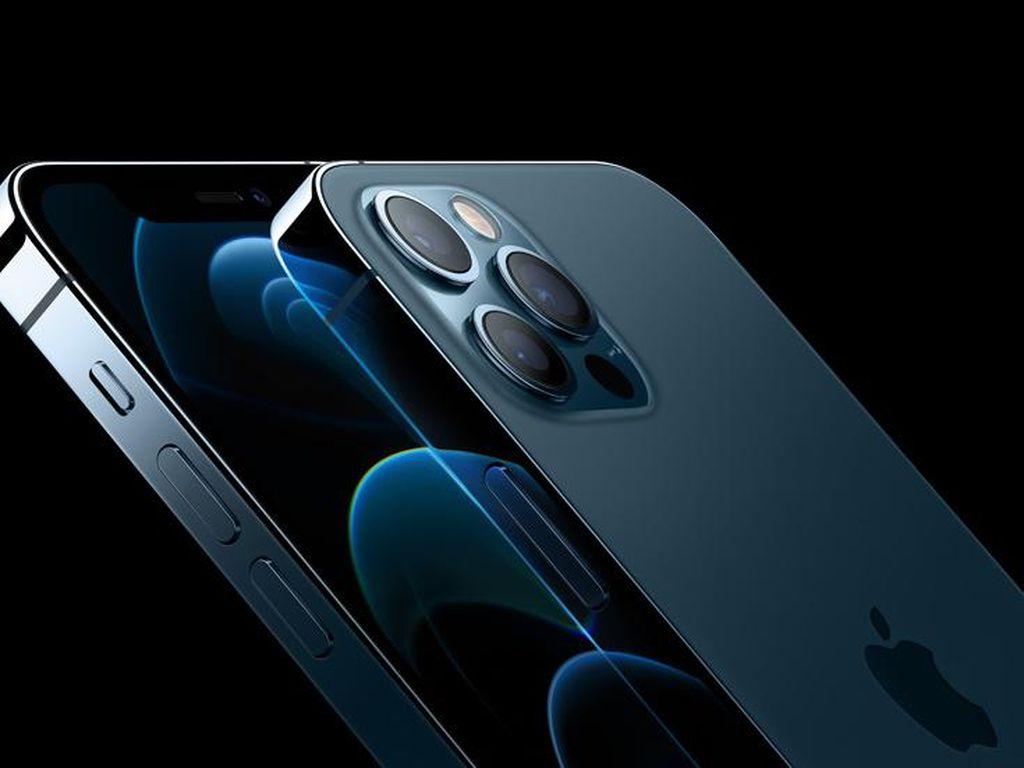 Bocoran iPhone 13: Notch Lebih Kecil dan Baterai Lebih Besar