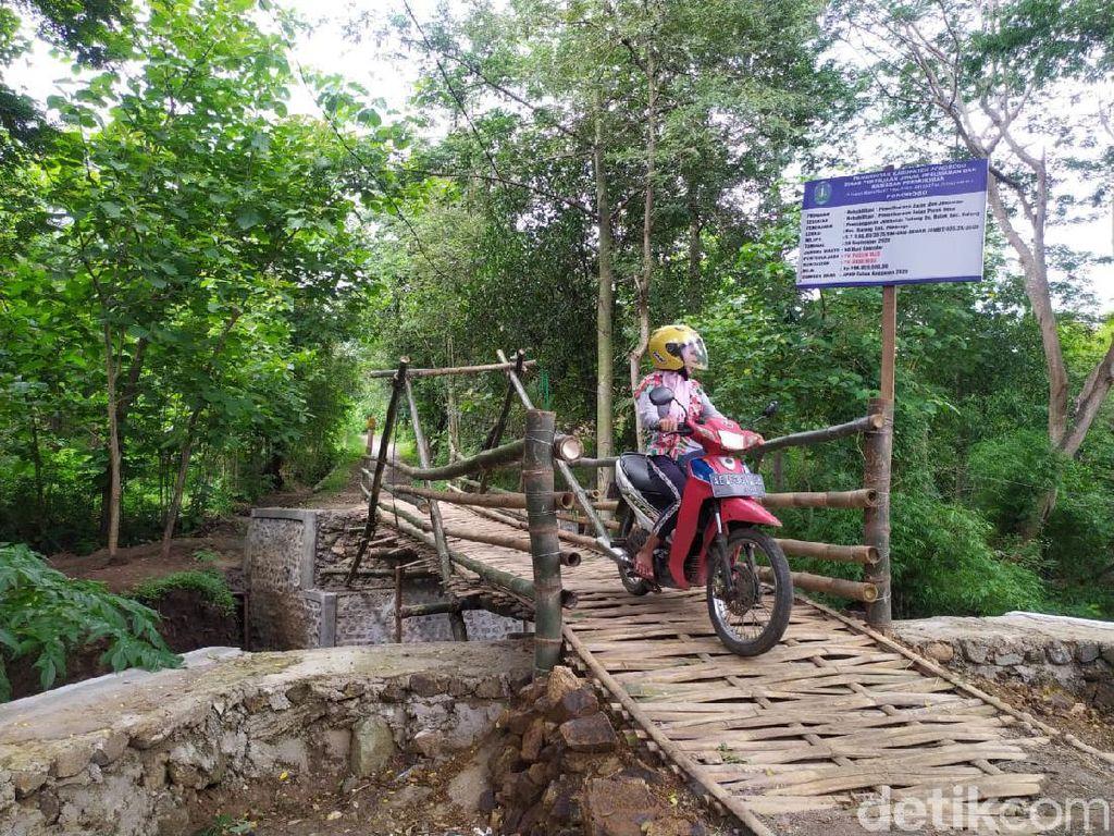Soal Jembatan Bambu di Ponorogo yang Dikira Habiskan Dana Rp 200 Juta