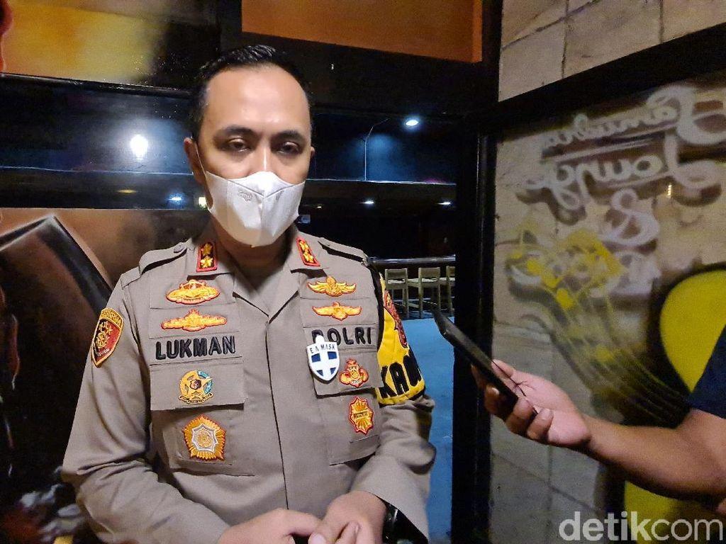 Polisi Larang Warga Rayakan Tahun Baru di Sukabumi