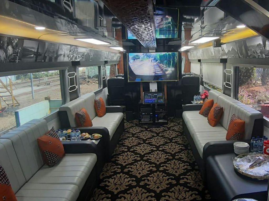 Lihat-lihat Kereta Istimewa Yuk, Banderolnya Mulai Rp 30 Juta