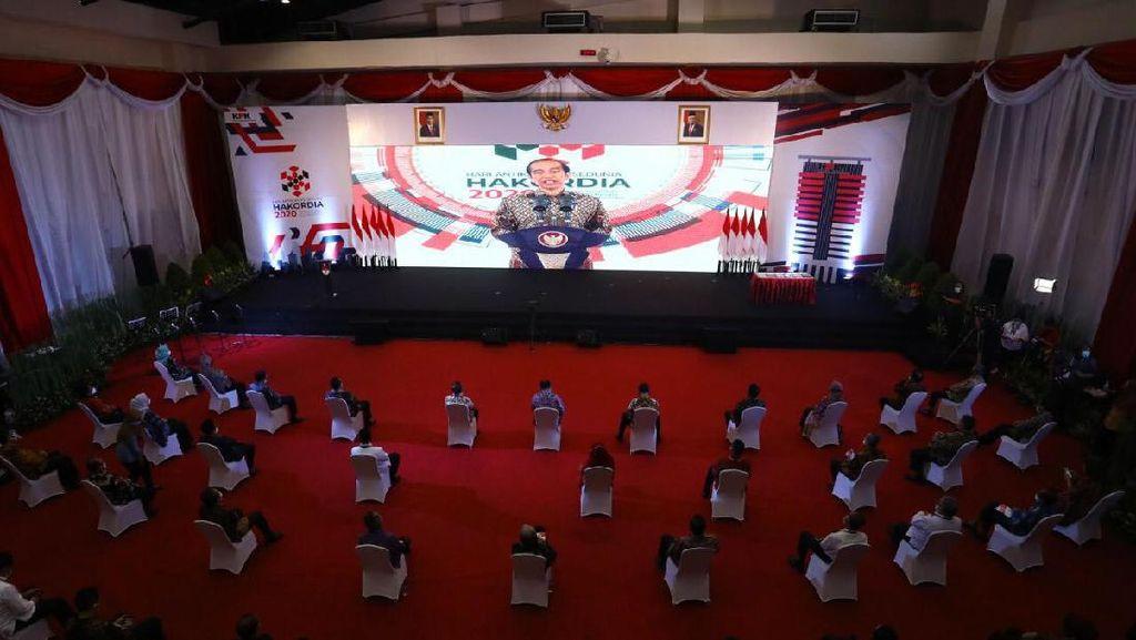 KPK Peringati Hari Anti Korupsi Sedunia