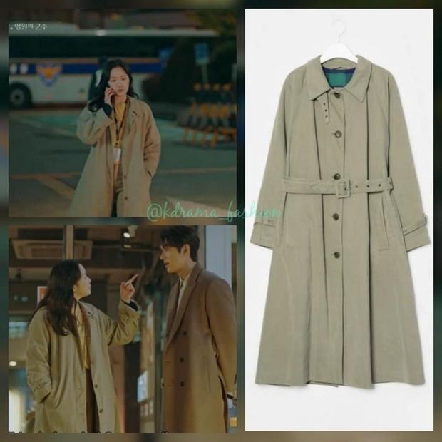 loang coat