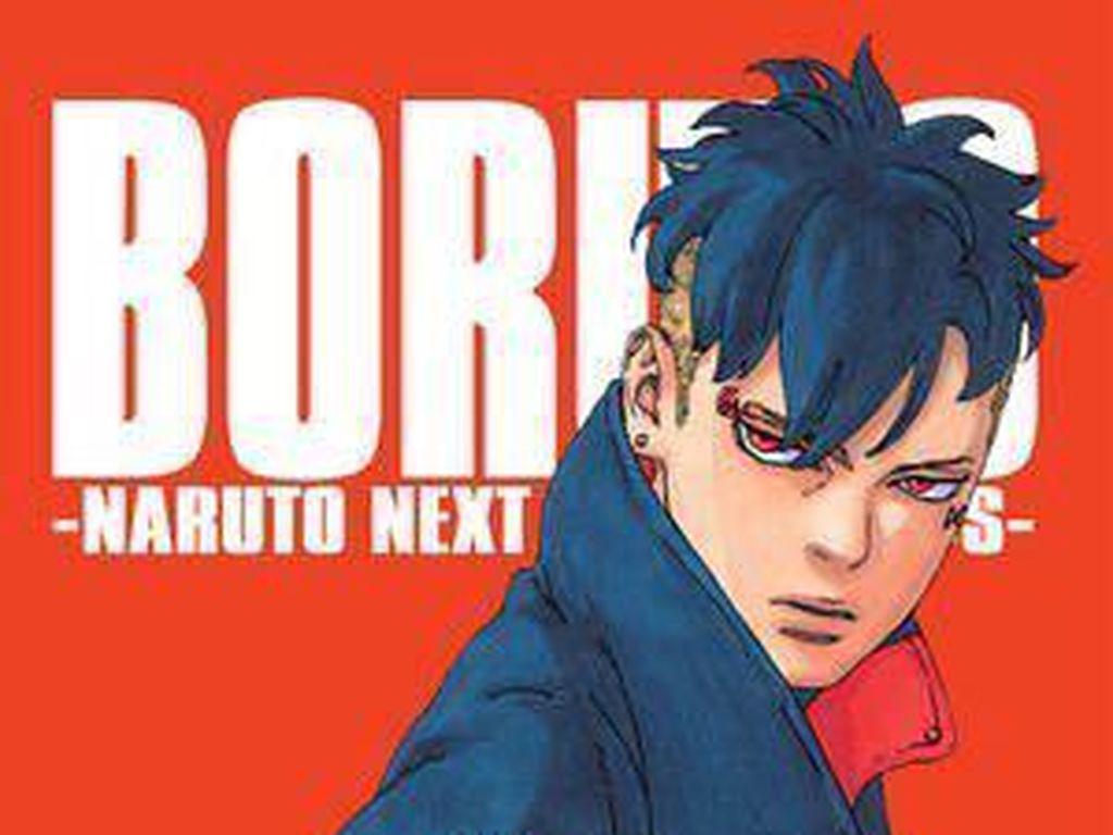 Spoiler Manga Boruto 53