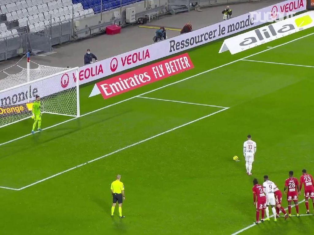 Memphis Depay Sudah 50 Gol di Ligue 1, Ini Videonya