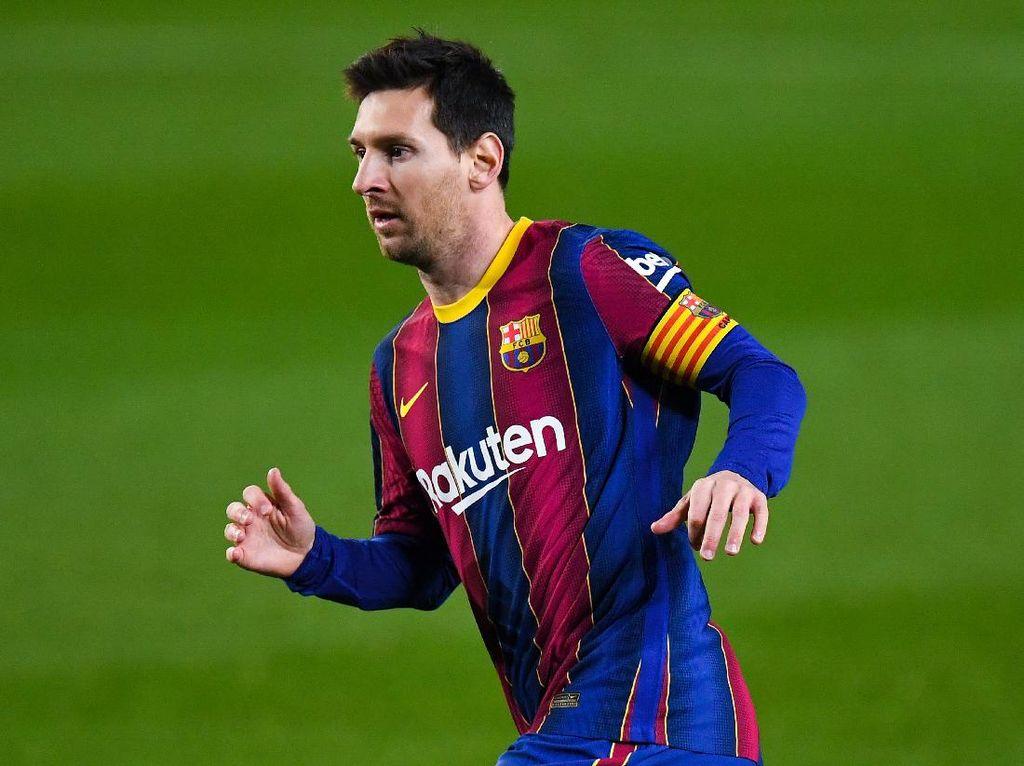 Messi Ungkap Keinginan Main di MLS