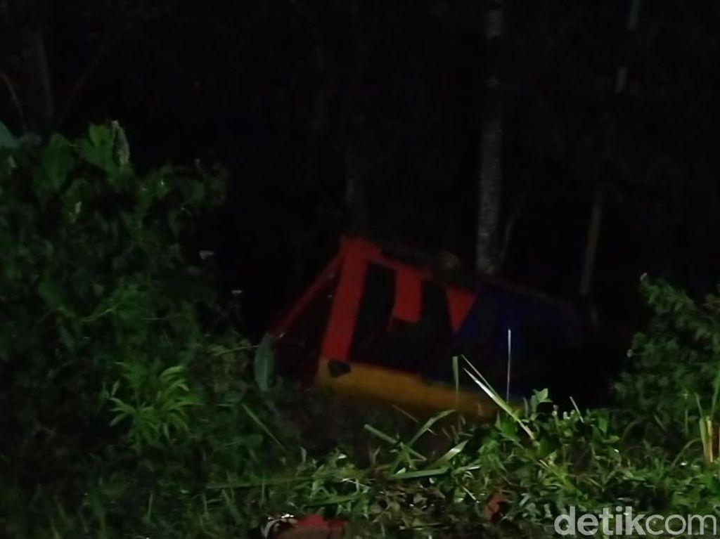 Odong-Odong Kecelakaan di Batang, 3 Orang Tewas