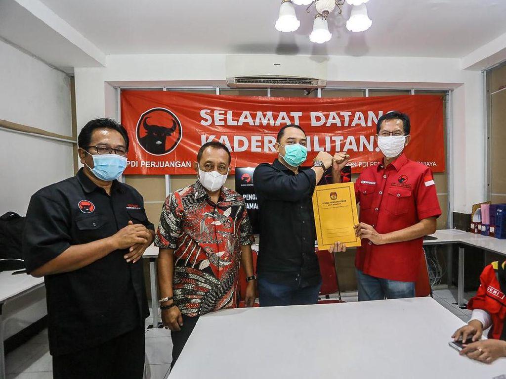 PDIP Siapkan Tim Senyap Lawan Gugatan Machfud Arifin-Mujiaman ke MK