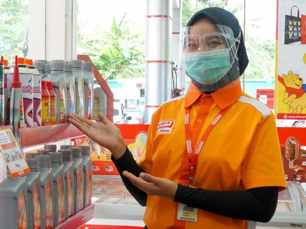Gaet Alfamart, Pertamina Kembangkan 40 Bright Store di SPBU Luar Jawa