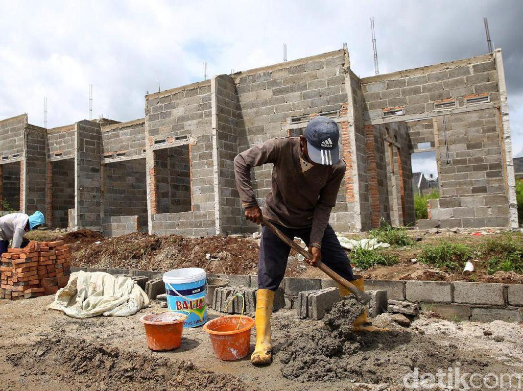 Program 1 Juta Rumah Telah Mencapai 856.000 Unit