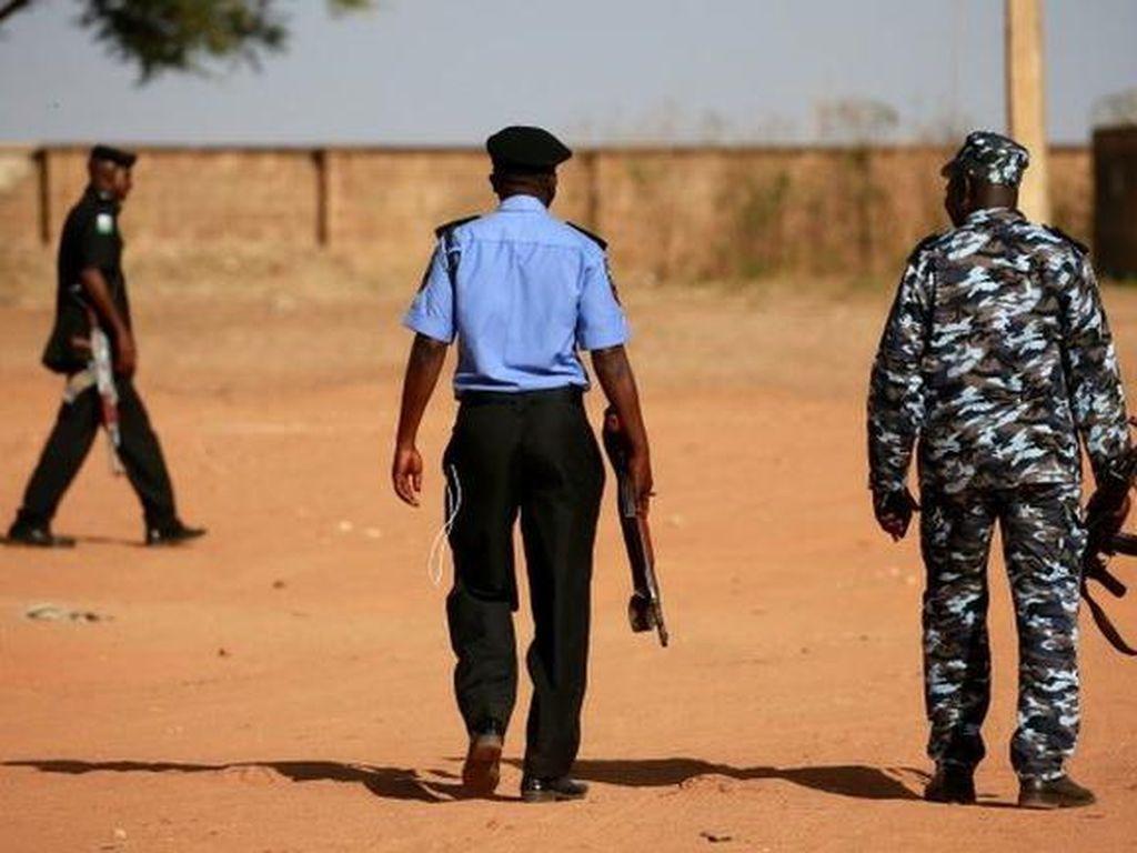 Pasukan Keamanan Nigeria Gagalkan Kudeta Militer Jelang Pelantikan Presiden