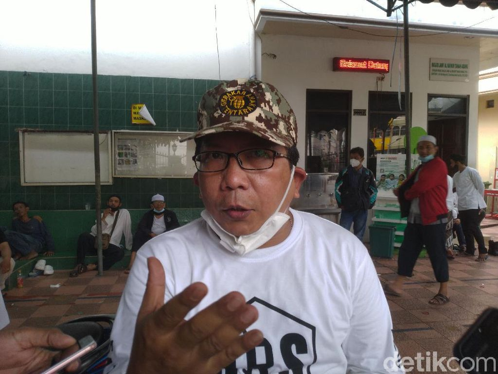 Polisi Amankan Ambulans-Peserta Aksi 1812, Rizal Kobar Siap Beri Bantuan