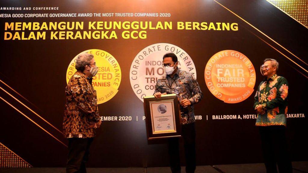 Sabet Penghargaan Bergengsi di Tengah Pandemi