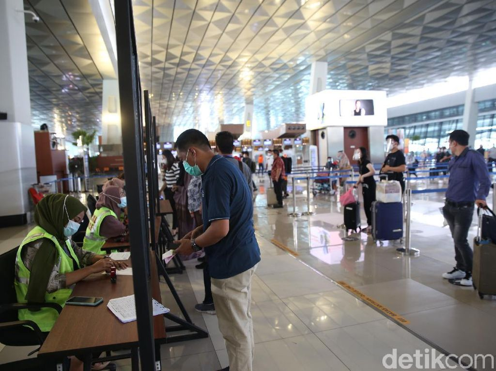 Cegah Pemalsuan Hasil Tes COVID-19, Bandara Soetta Lakukan Ini