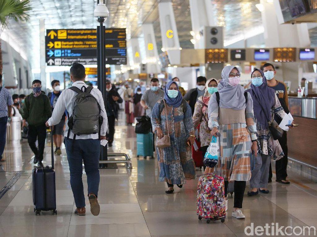 Diteken Menhub, Ini 4 Aturan Perjalanan Dalam Negeri di Masa Pandemi