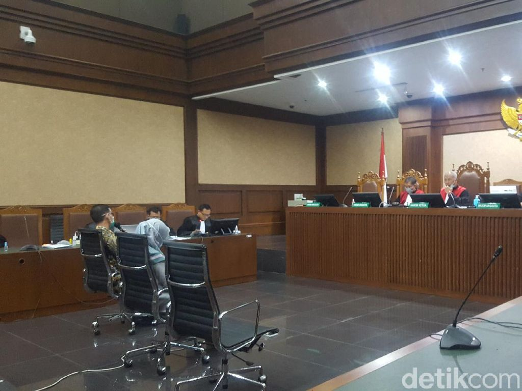 Di Sidang Nurhadi, Saksi Ungkap Aliran Uang Pembelian Lahan Sawit