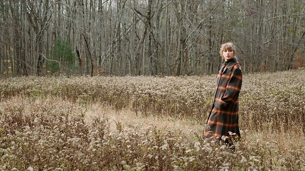 Taylor Swift's Evermore Coat