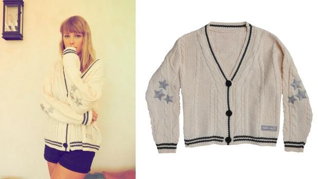 Taylor Swift's Folklore Cardigan