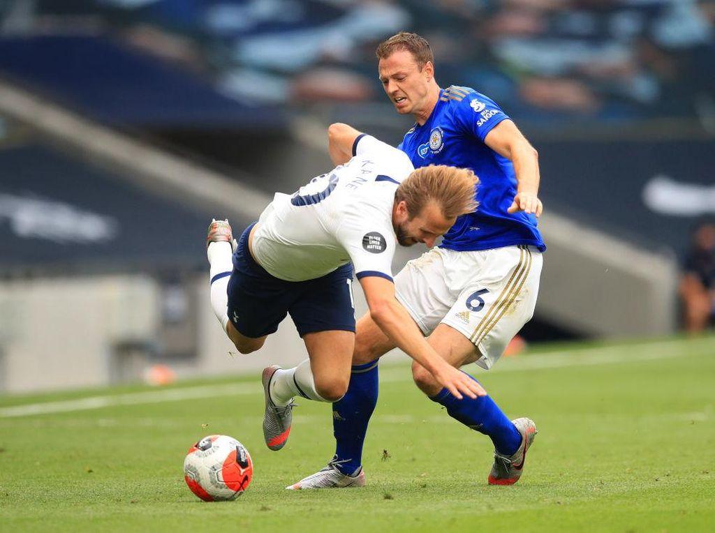 Rekor Apik Lawan Leicester, Saatnya Tottenham Bangkit