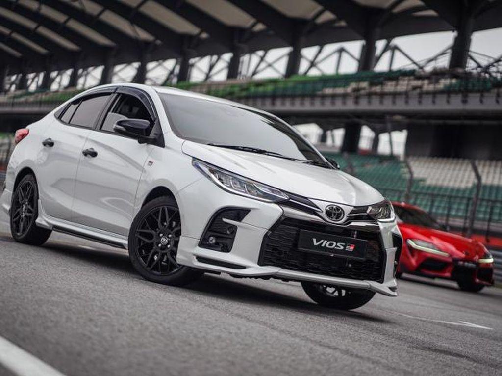 Toyota Vios GR Sport Meluncur di Malaysia, Harga Rp 340 Jutaan