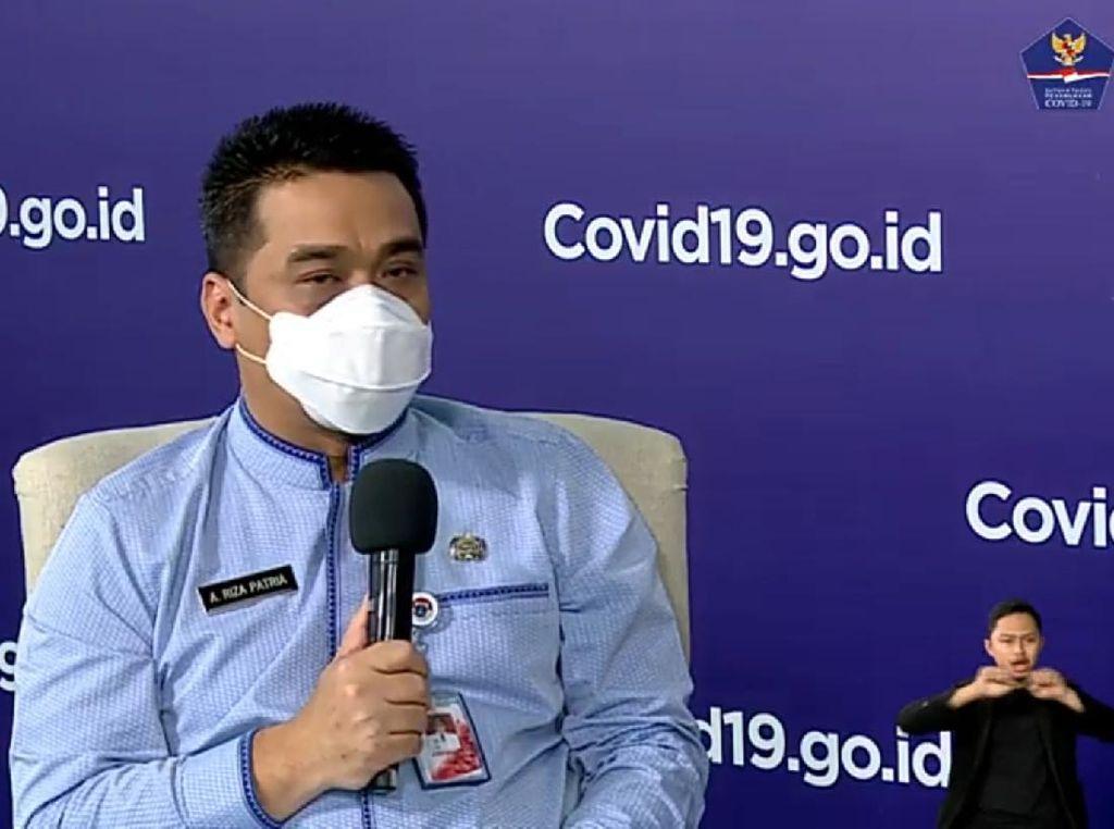 Singgung Emergency Brake, Wagub DKI Minta Pelaku Usaha Tekan Kenaikan COVID