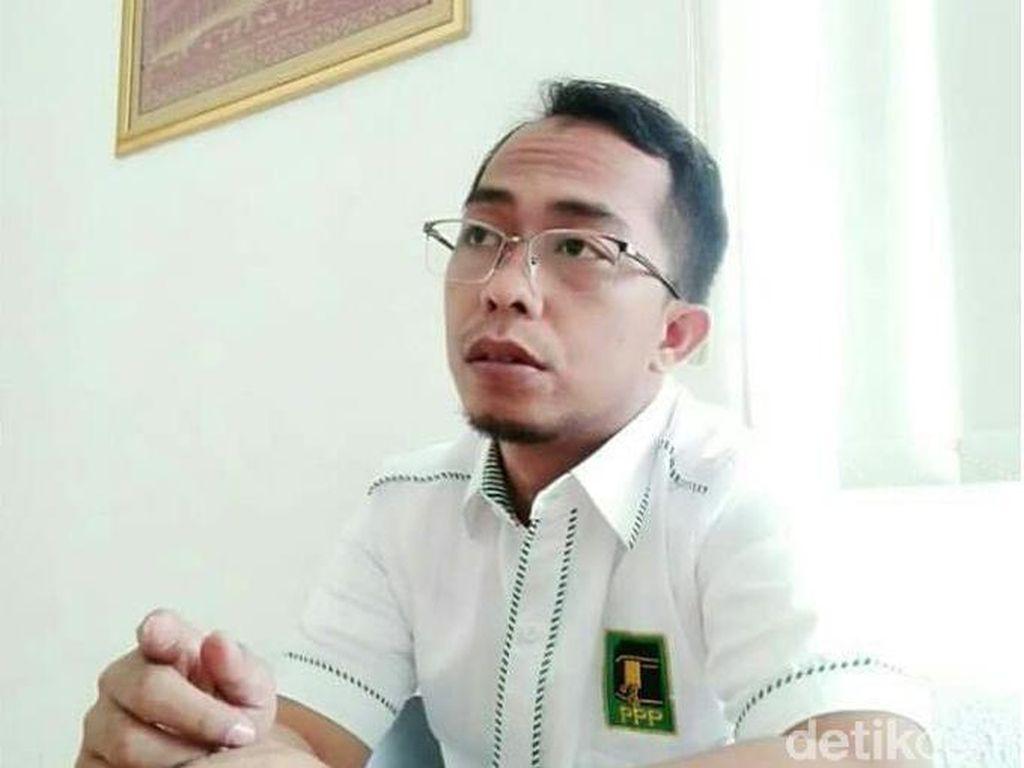 Suharso Vs Taj Yasin di Bursa Caketum PPP, DPC Cilegon Terbelah