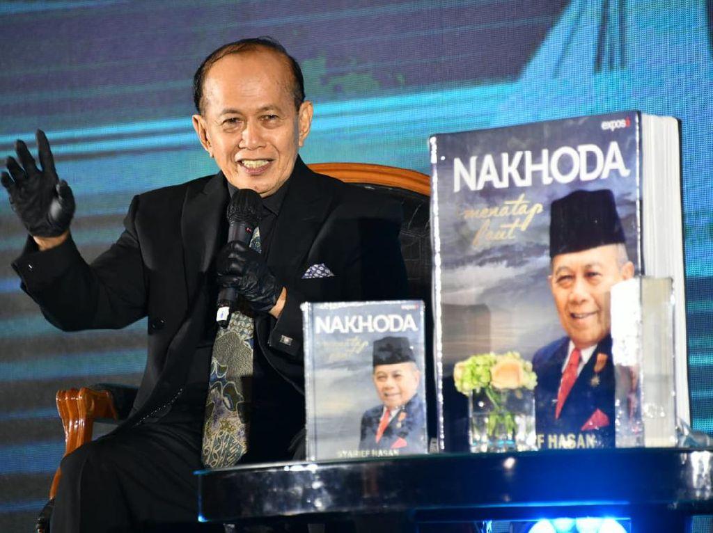 Berkontribusi di Parlemen, Syarief Hasan Sukses Sabet 2 Penghargaan