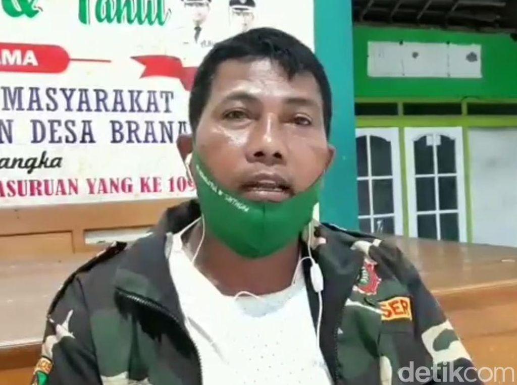 Alasan Ketua Banser Pasuruan Siap Divaksin COVID-19 Setelah Jokowi