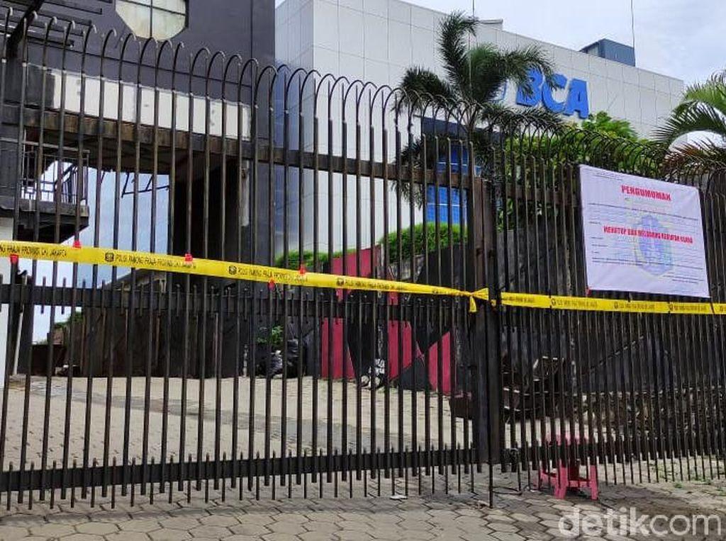 New Monggo Mas Buka Saat PSBB, Gerindra Minta DKI Pastikan Diskotek Tutup
