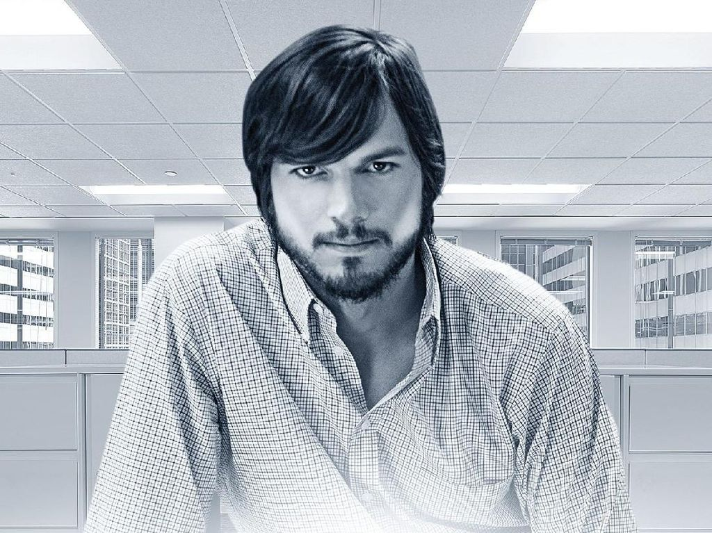Sinopsis Film Jobs, Film Ashton Kutcher Jadi Pendiri Apple
