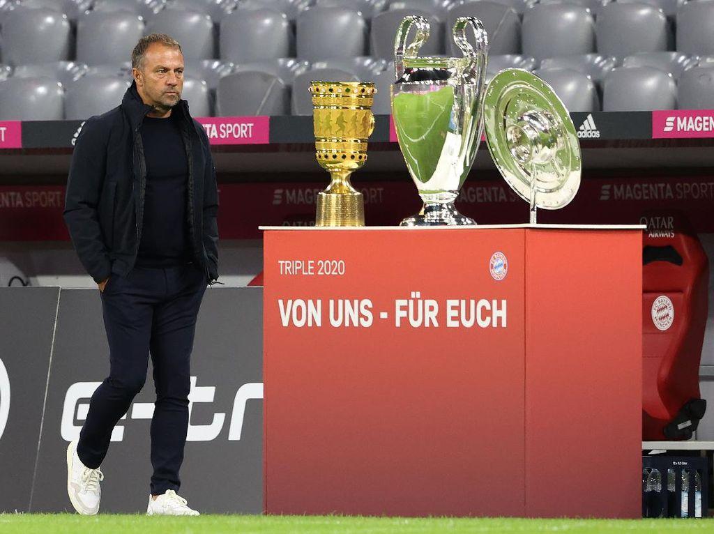 Pelatih Terbaik FIFA: Flick Kalah dari Klopp, Mourinho Heran Banget