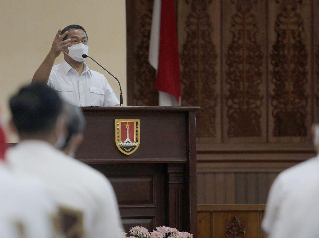 Raih 91,57% Suara, Hendi Kalahkan Rekor Jokowi di Pilkada