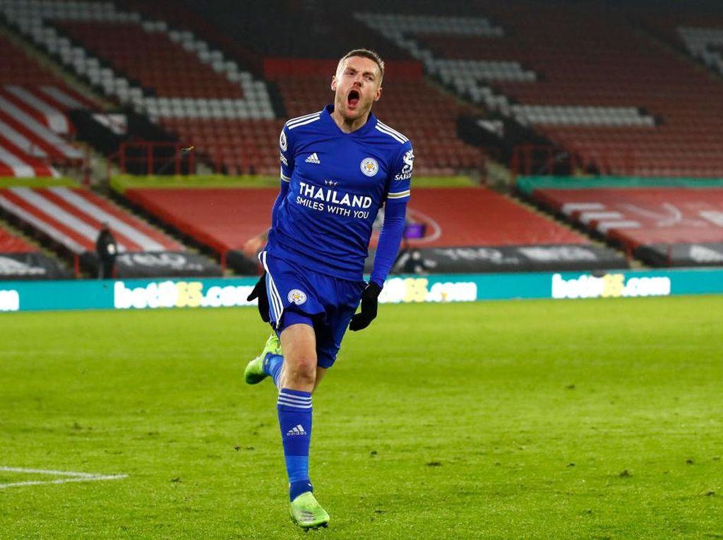 Rooney Memohon ke Timnas Inggris untuk Bawa Jamie Vardy