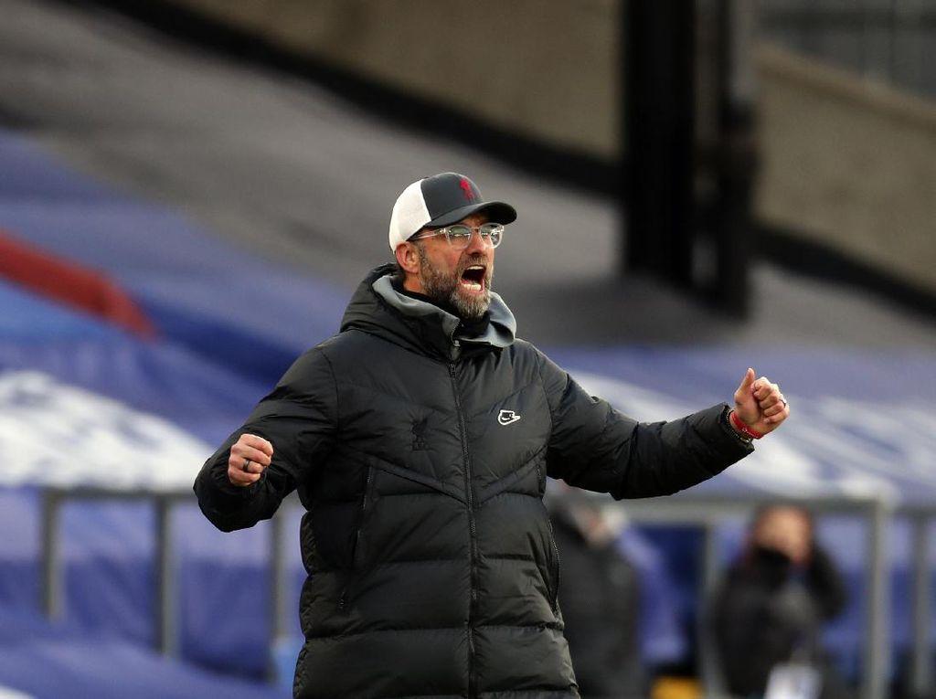 Klopp Senang Betul Liverpool Menang