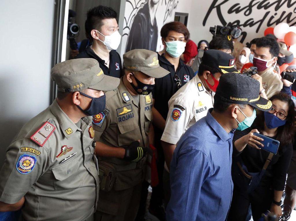 Manajemen Akui Kerumunan di Kafe Baru Rizky Billar Buntut dari Kecerobohan