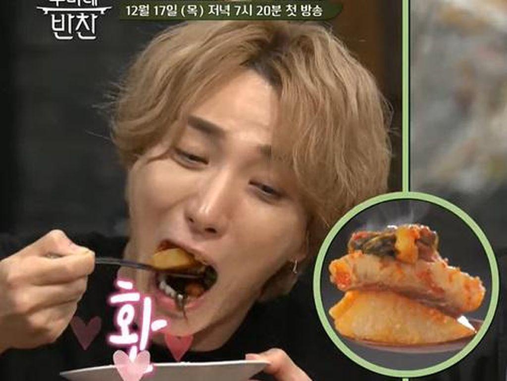Hobi Masak, Leeteuk Super Junior Gabung Program Korean Side Dishes