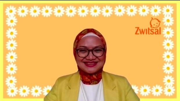 Maulani Affandi - Head of Skin Cleansing and Baby Unilever Indonesia