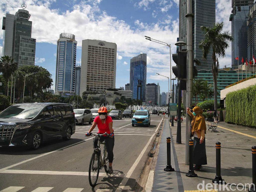 Kualitas Udara Dunia Membaik, DKI Jakarta Masih 10 Besar Kota Terpolusi